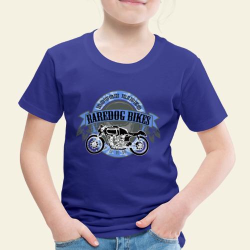 raredog bikes - Børne premium T-shirt