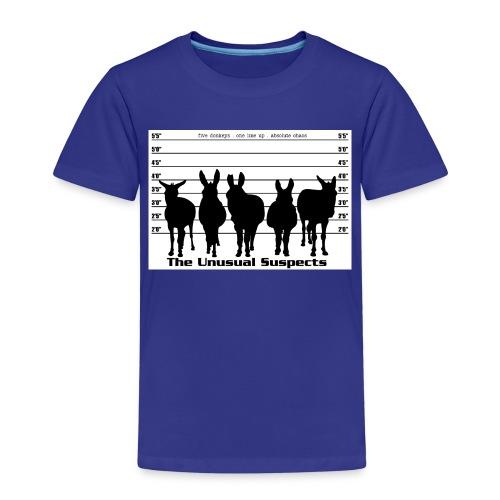 The unusual suspects - Kids' Premium T-Shirt
