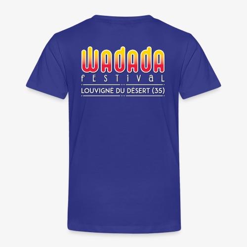 Wadada couleur - T-shirt Premium Enfant