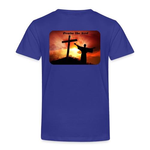 Praise the lord - Premium-T-shirt barn