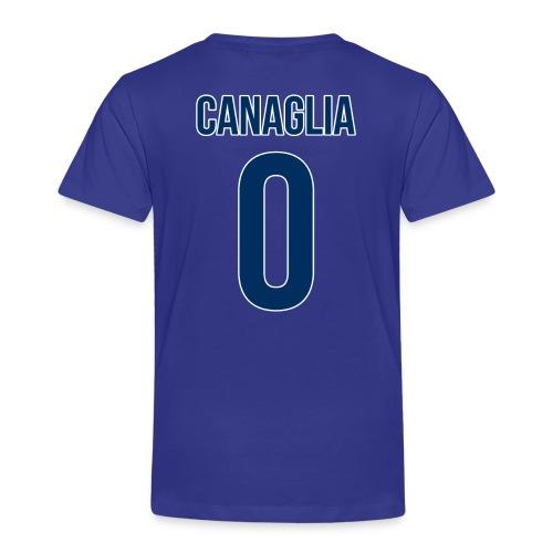 CANAGLIA - ZERO - Maglietta Premium per bambini