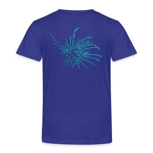 Feuerfisch Tauchen Taucher Lionfish Dive Diving - Kinder Premium T-Shirt