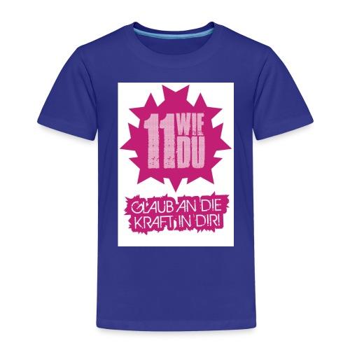11wiedu kraftindir 01 jpg - Kinder Premium T-Shirt