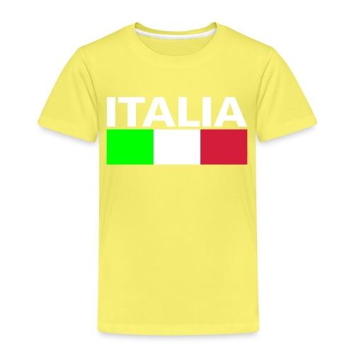 Italia Italy flag - Kids' Premium T-Shirt