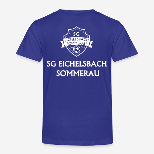 sg_text gerade_1 - Kinder Premium T-Shirt