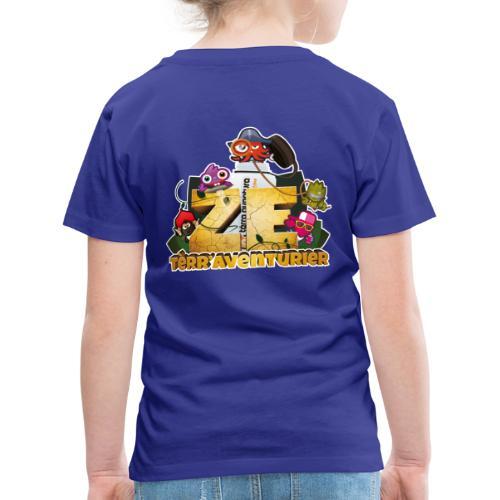 zeTerraAventurier - T-shirt Premium Enfant