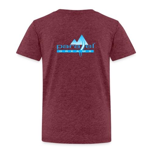 pd trans 1 copy 2 png - Kids' Premium T-Shirt