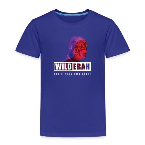 Darl DarkBG png - Kids' Premium T-Shirt