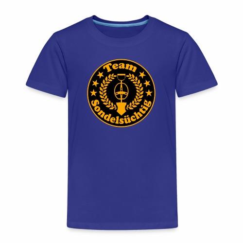Sondelsüchtig Logo - Kinder Premium T-Shirt
