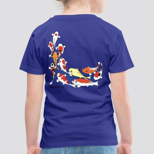 Nishikigoi - Kinderen Premium T-shirt