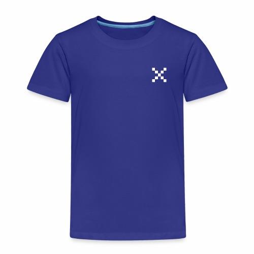 Xwhite png - Børne premium T-shirt