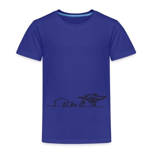 scene - Kids' Premium T-Shirt