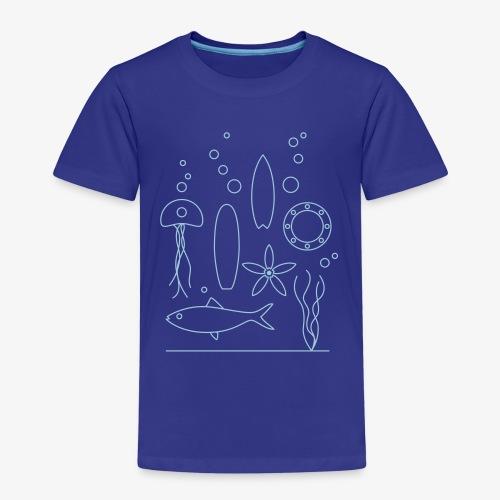 Muster-001 - Kinder Premium T-Shirt