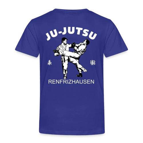 logo ws 3farb - Kinder Premium T-Shirt