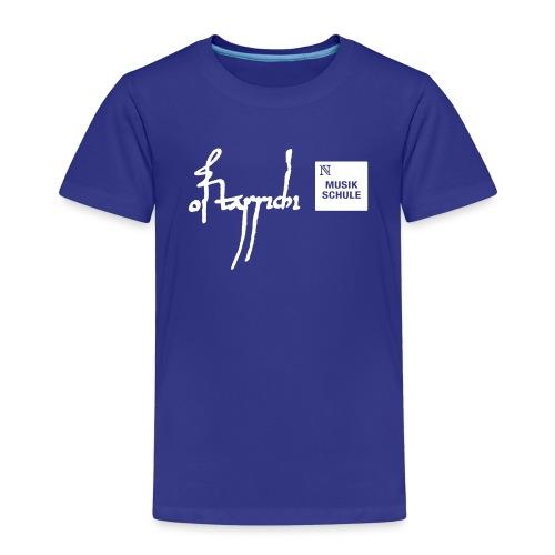 Musikschule - Kinder Premium T-Shirt