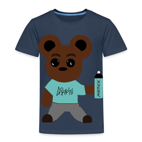 oursons graffeur V2 - T-shirt Premium Enfant