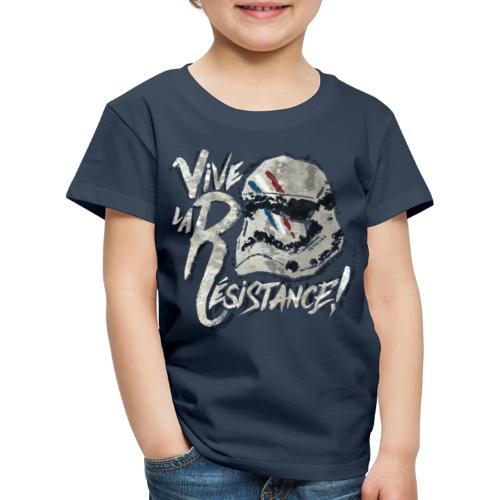 Vive La Résistance - T-shirt Premium Enfant