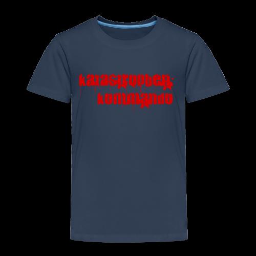 KK Logo rot - Kinder Premium T-Shirt