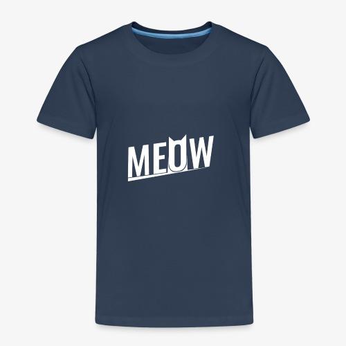 Meow White - Koszulka dziecięca Premium