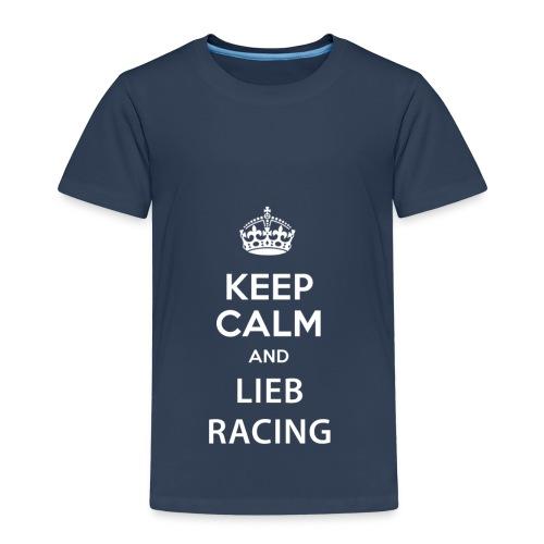 Keep Calm and Lieb Racing - T-shirt Premium Enfant