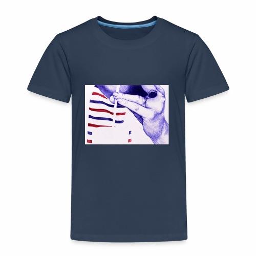 Français et fière de l'être - T-shirt Premium Enfant