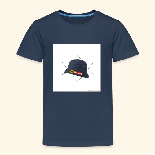 bollehat dagli beruset - Børne premium T-shirt