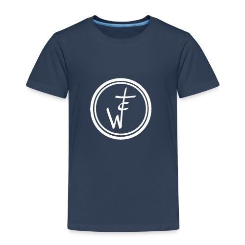 West Coast Blanc - T-shirt Premium Enfant