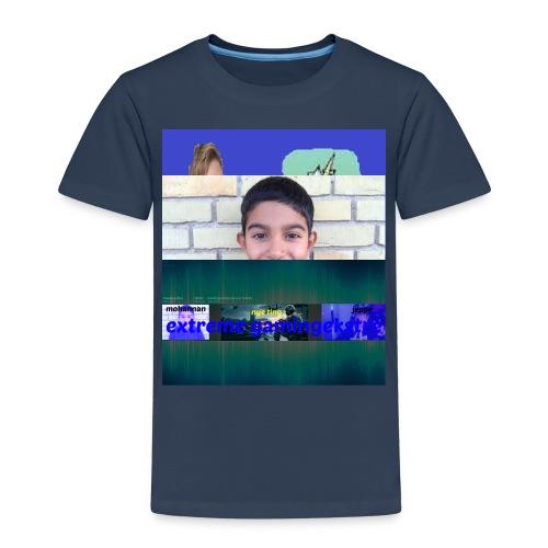12314284 197542687250885 3444187193194749181 o jpg - Børne premium T-shirt