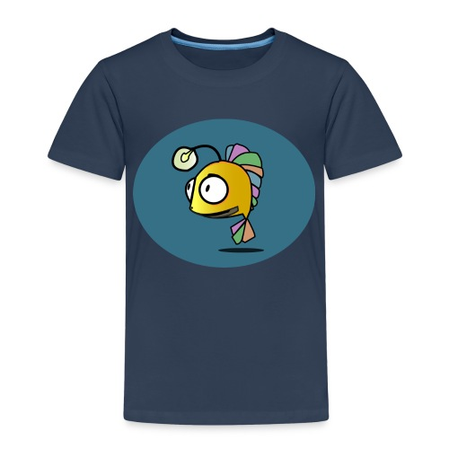 Fishlamp - Kinderen Premium T-shirt
