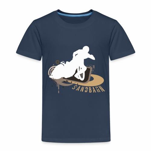 Speedway sandbahn - Kinder Premium T-Shirt