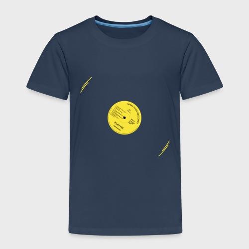 T-Record - Classic Elpee Design - Kinderen Premium T-shirt