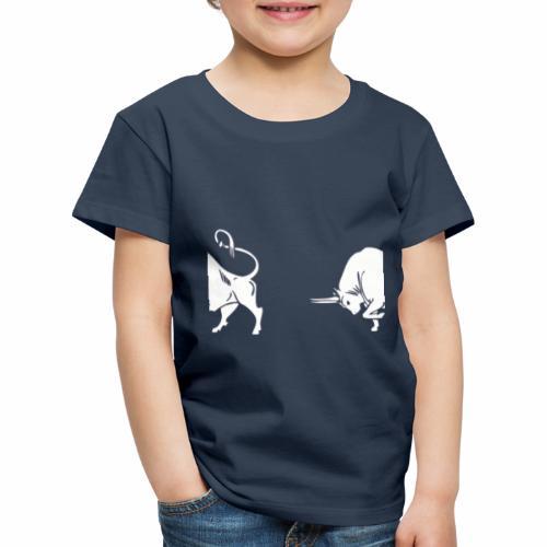 TORO 2 - BULL 2 - Maglietta Premium per bambini