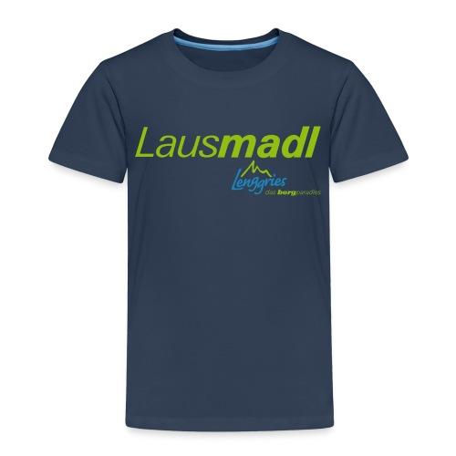 Lausmadl 2 Kinder - Kinder Premium T-Shirt