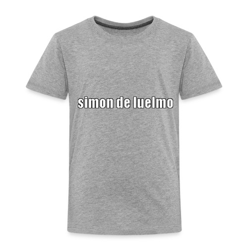 simon - Premium-T-shirt barn