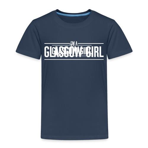 Glasgow Girl t-shirt - Kids' Premium T-Shirt