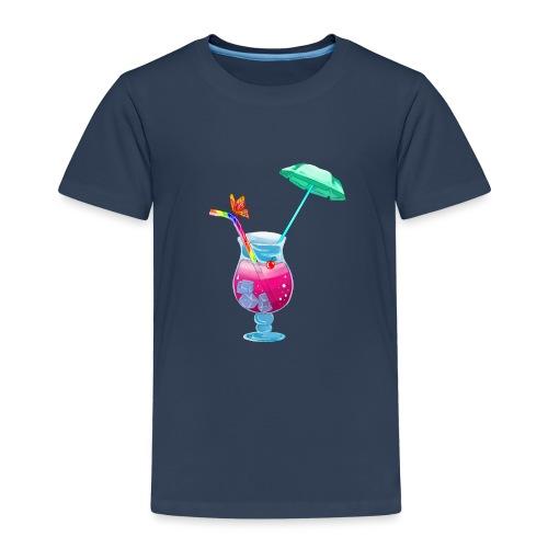 Cocktail estival - T-shirt Premium Enfant