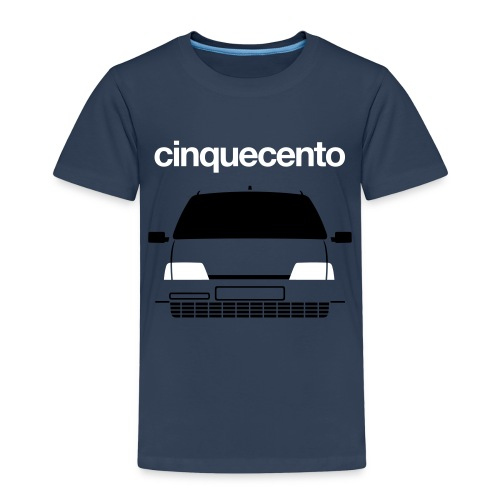 Cinquecento 001 - Kids' Premium T-Shirt