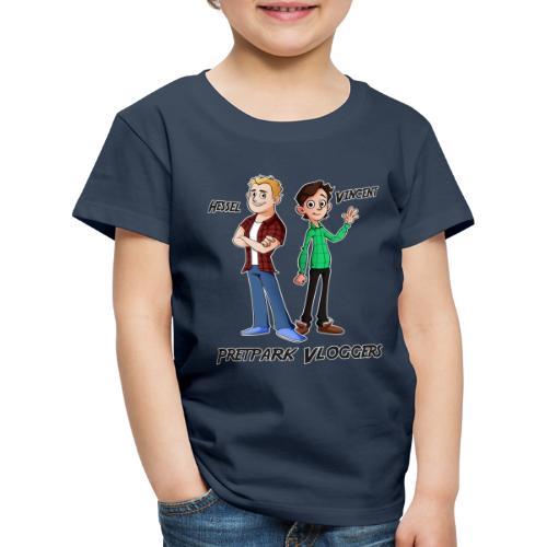 Hessel_Vincent - Kinderen Premium T-shirt