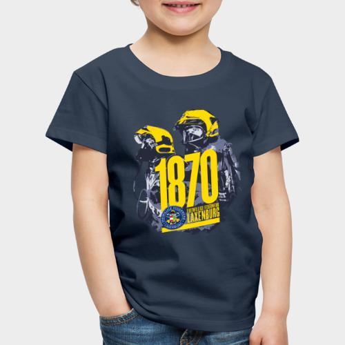 Seit 1870: Freiwillige Feuerwehr Laxenburg - Kinder Premium T-Shirt
