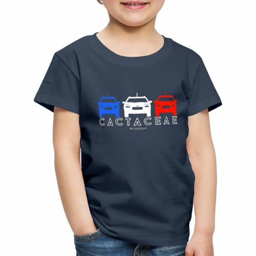 Cactaceae - Kinderen Premium T-shirt