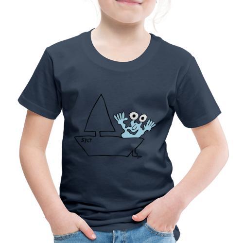 Segelmonster Sylt - Kinder Premium T-Shirt