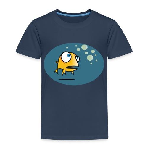 Fishy bubbles - Kinderen Premium T-shirt