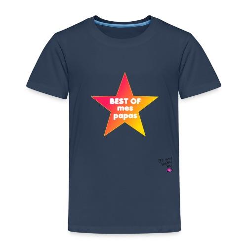 Best 2p png - T-shirt Premium Enfant