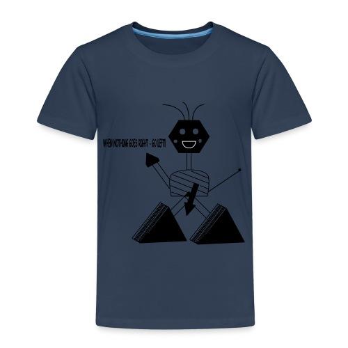 Roboter - Kinder Premium T-Shirt