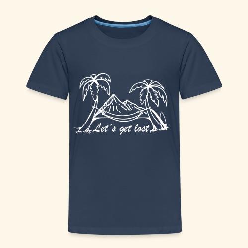 Globetrotter - Kinder Premium T-Shirt