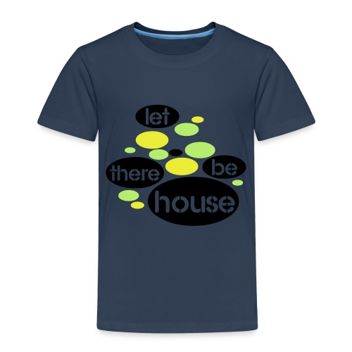 Let There Be House - Kinderen Premium T-shirt