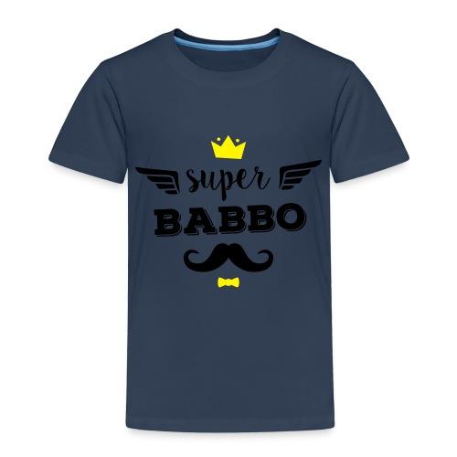 Super Babbo - Maglietta Premium per bambini