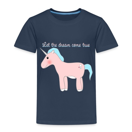 jednorożec - Koszulka dziecięca Premium