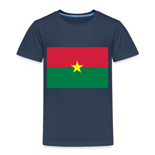 Burkina - Kinderen Premium T-shirt
