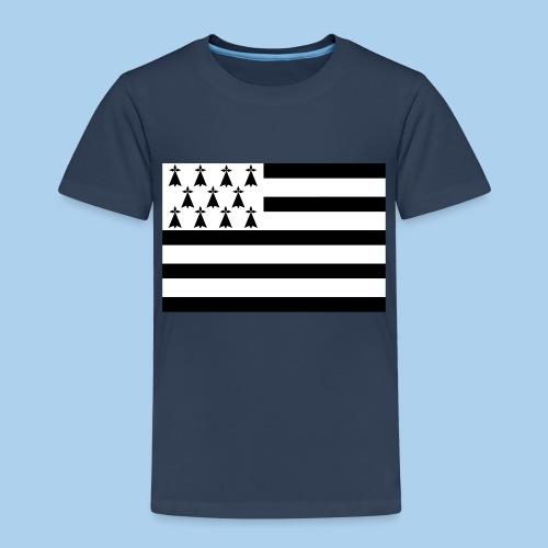 Tapis de souris Drapeau breton - T-shirt Premium Enfant